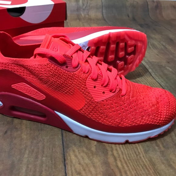 d0f9a7f9ce2dc Nike Shoes | Mens Air Max 90 Ultra 20 Flyknit Msrp 160 | Poshmark